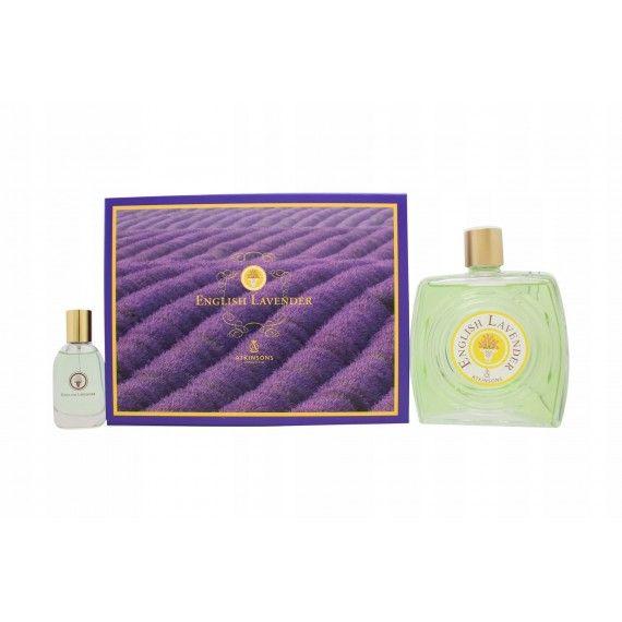 Atkinsons English Lavender Eau de Toilette 150ml + Eau de Toilette 30ml