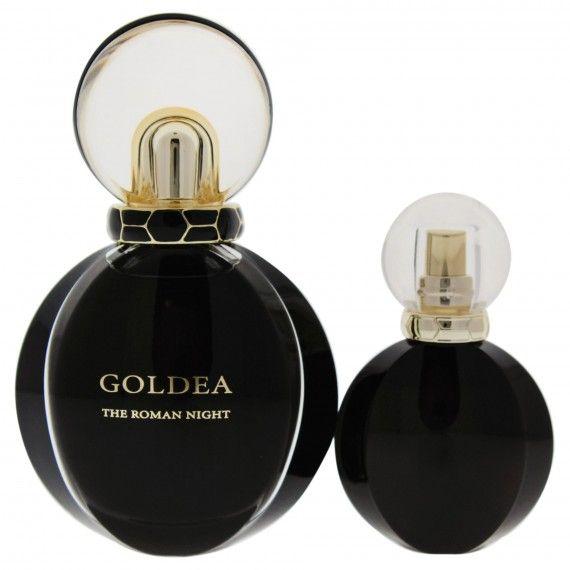 Bvlgari Goldea The Roman Night Eau de Parfum 50ml + Mini Eau de Parfum 15ml