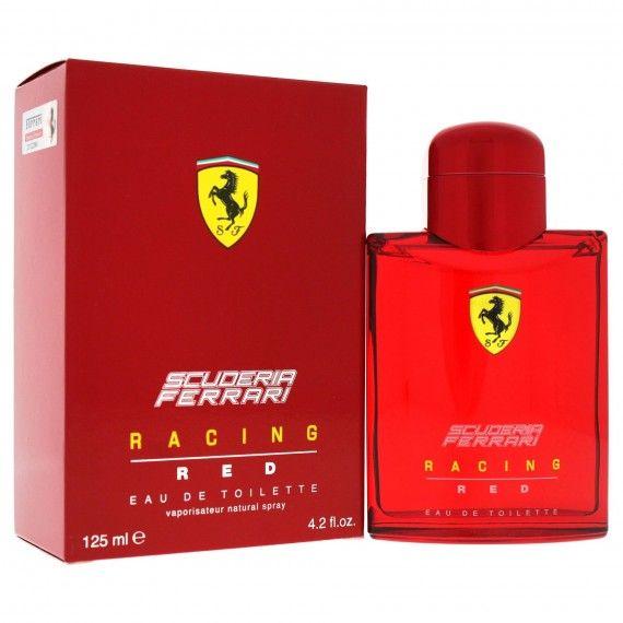 Ferrari Scuderia Racing Red
