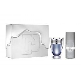 Paco Rabanne Invictus Eau de Toilette 100ml + Deo Spray 150ml