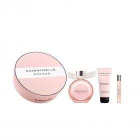 Rochas Mademoiselle Eau de Parfum 90ml + Body Lotion 100ml + Mini Eau de Parfum 7,5ml