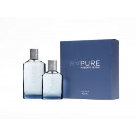 Roberto Verino RV Pure Eau de Toilette 150ml + Eau de Toilette 75ml