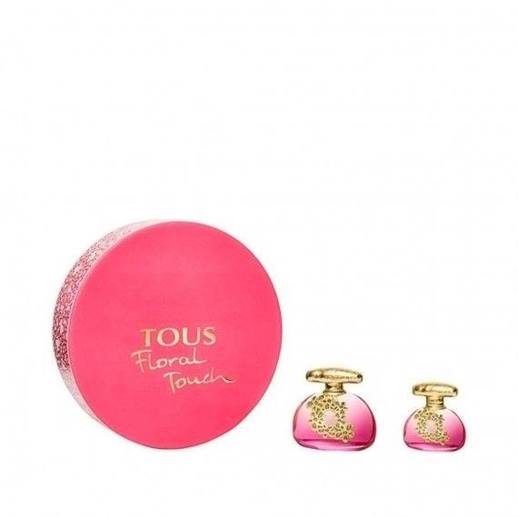 Tous Floral Touch Eau de Toilette 100ml + Eau de Toilette 30ml