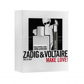 Zadig & Voltaire This is Her Eau de Parfum 50ml + Mini Eau de Parfum 10ml