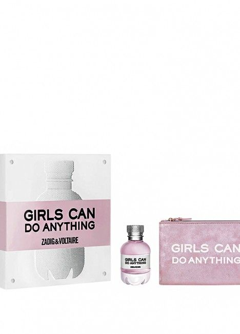 Zadig & Voltaire Girls Can Do Anything Eau de Parfum 90ml + Nécessaire