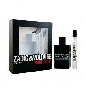 Zadig & Voltaire This is Him Eau de Toilette 50ml + Mini Eau de Toilette 10ml