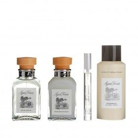 Adolfo Dominguez Agua Fresca Eau de Toilette 120ml + After Shave 120ml + Deo Spray 150ml + Mini Eau