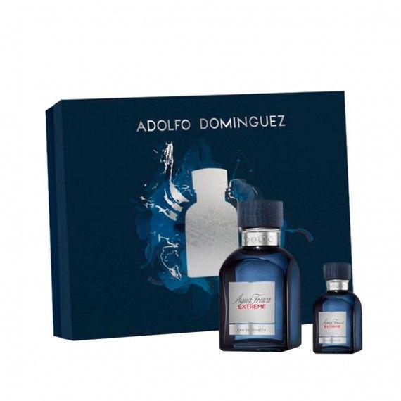 Adolfo Dominguez Agua Fresca Extreme Eau de Toilette 120ml + Eau de Toilette 30ml