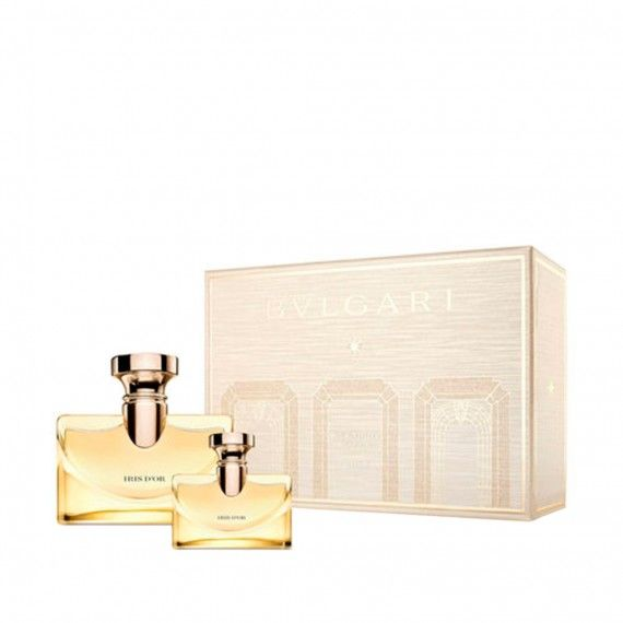 Bvlgari Splendida Iris d'Or Eau de Parfum 50ml + Mini Eau de Parfum 15ml