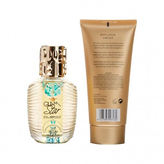 Custo Barcelona Glam Star Eau de Toilette 100ml + Body lotion 200ml