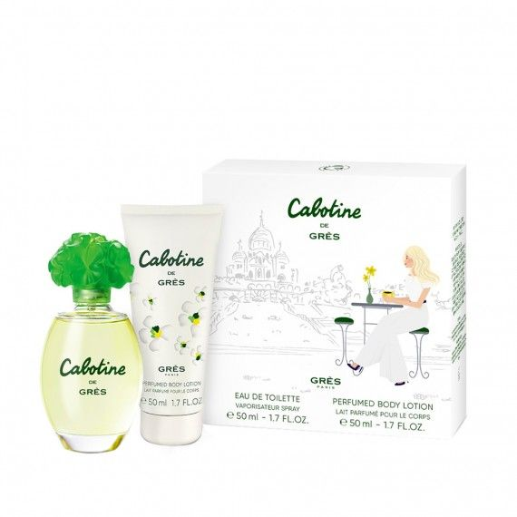 Grès Cabotine Eau de Toilette 50ml + Body Lotion 50ml
