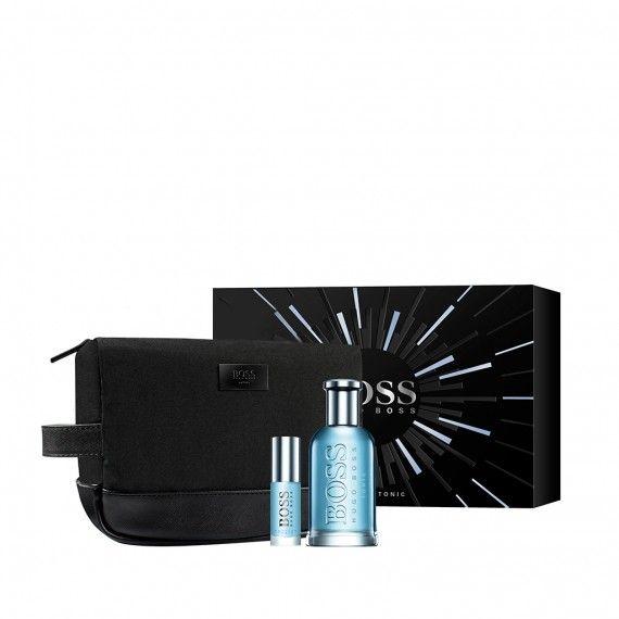 Hugo Boss Boss Bottled Tonic Eau de Toilette 100ml + Mini Eau de Toilette 8ml + Nécessaire