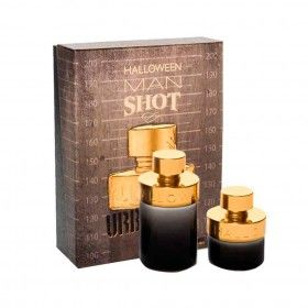 Jesús Del Pozo Halloween Man Shot Door Eau de Toilette 125ml + Eau de Toilette 50ml