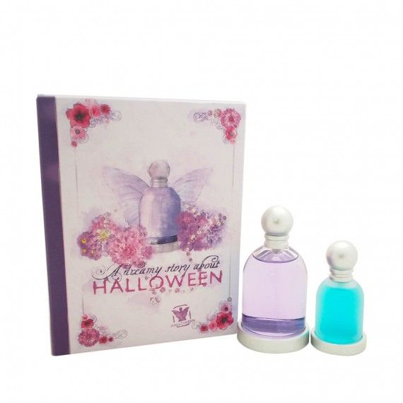 Jesús Del Pozo Hallowen Eau de Toilette 100ml + Hallowen Blue Drop Eau de Toilette 30ml