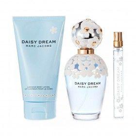 Marc Jacobs Daisy Dream Eau de Toilette 100ml + Body Lotion 150ml + Mini Eau de Toillete 10ml