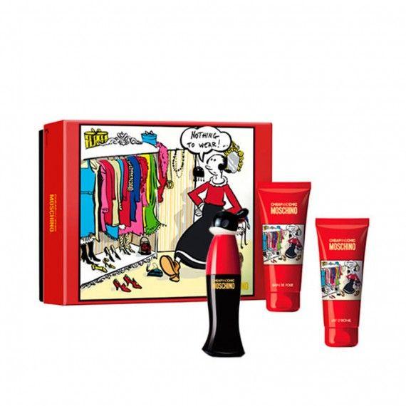 Moschino Cheap & Chic Eau de Toilette 50ml + Body Lotion 100ml + Shower Gel 100ml