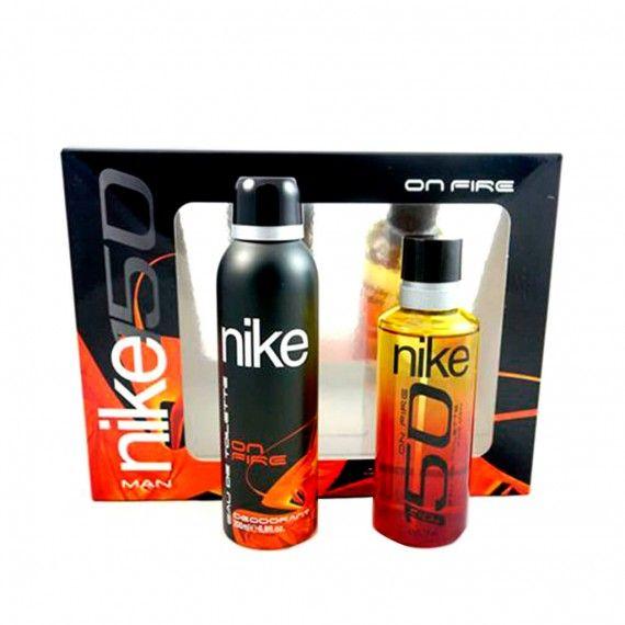 Nike N150 On Fire Eau de Toilette 150ml + Deo Spray 200ml