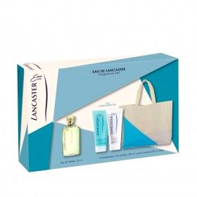 Lancaster Eau de Lancaster Eau de Toilette 125ml + Shower Gel 200ml + Body Lotion 200ml + Bolsa