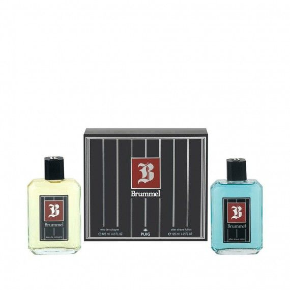 Antonio Puig Brummel Eau de Cologne 125ml + After Shave 125ml