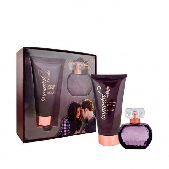 Twilight Beauty Immortal Eau de Parfum 30ml + Shower Gel 150ml