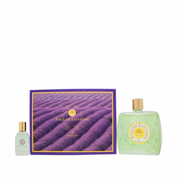 Atkinsons English Lavender Eau de Toilette 150ml + Eau de Toilette 30ml