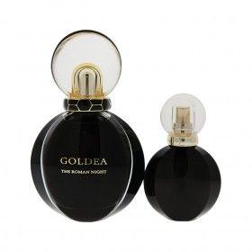 Bvlgari Goldea The Roman Night Eau de Parfum 50ml + Mini Eau de Parfum 15ml