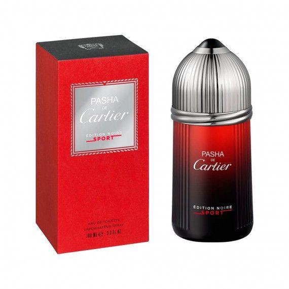 Cartier Pasha Edition Noire Sport