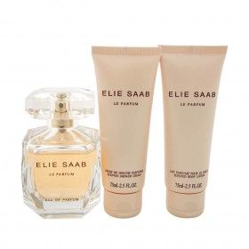 Elie Saab Le Parfum Eau de Parfum 90ml + Body Lotion 75ml + Shower Gel 75ml