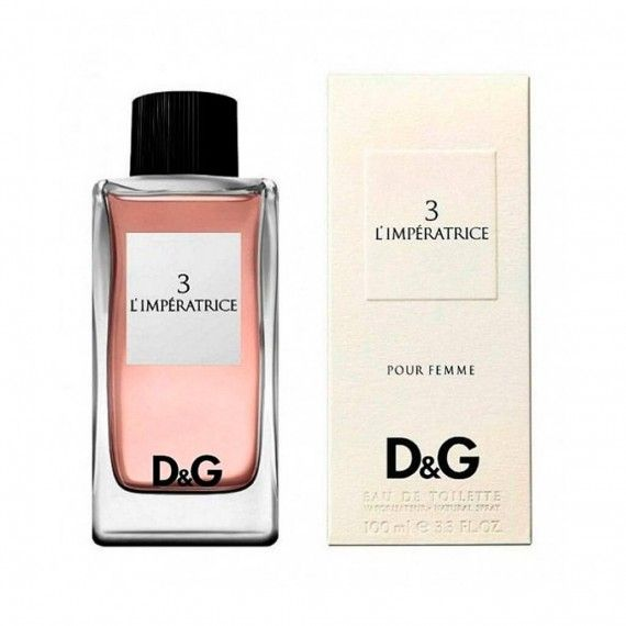 Dolce & Gabbana Anthology L'Impératrice 3