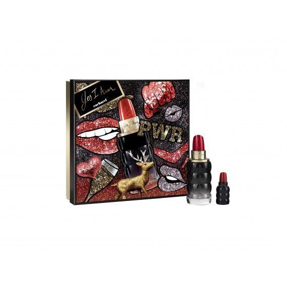 Cacharel Yes I Am Eau de Parfum 50ml + Mini Eau de Parfum 5ml