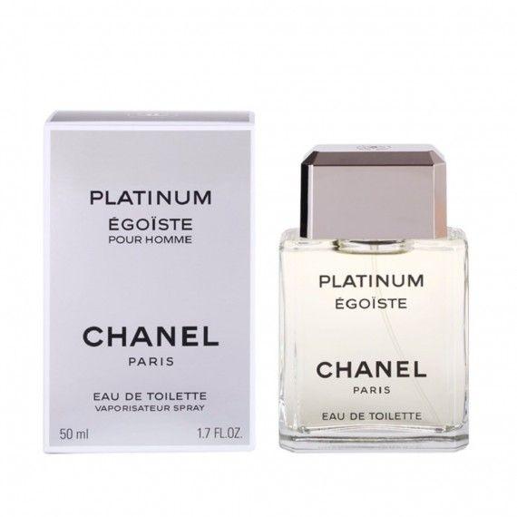Chanel Egoiste Platinum Men