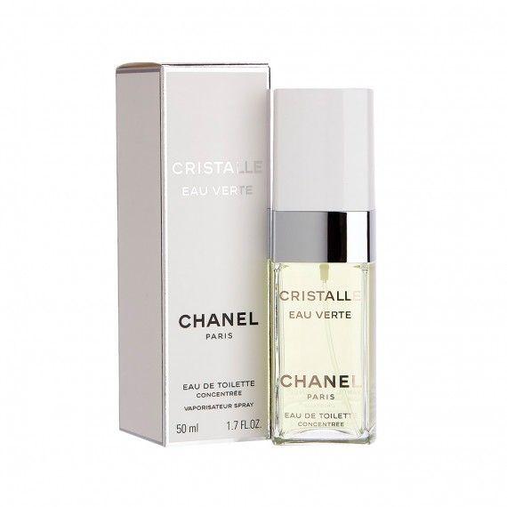 Chanel Cristalle Eau Verte Concentrée