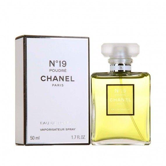 Chanel Nº19 Poudré