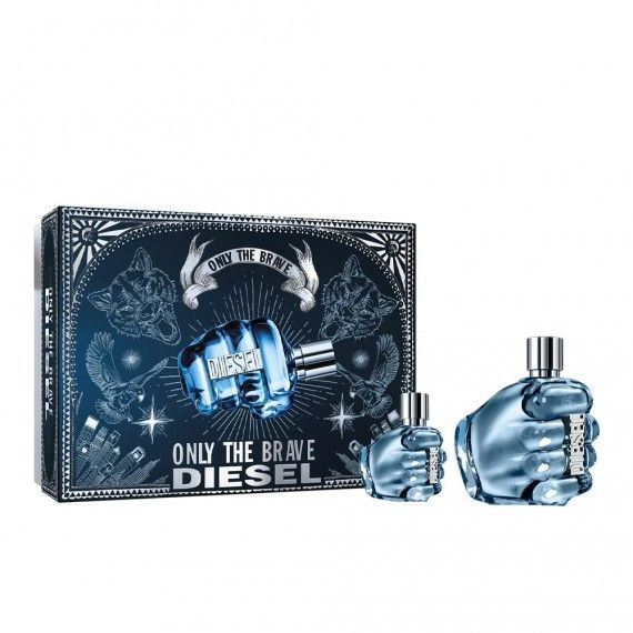 Diesel Only The Brave Eau de Toilette 125ml + Eau de Toilette 35ml