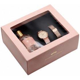 Eugénio Campos Gold Rose Eau de Parfum 100ml + Relógio Mulher