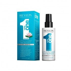 Revlon Professional Uniq One Lotus Flower All In One - Spray para Tratamento de Cabelo