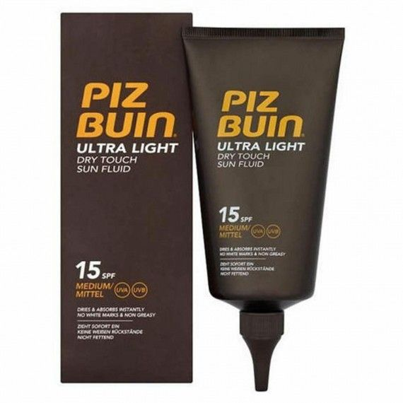 Piz Buin Ultra Light Dry Touch Face Fluid SFP15