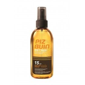 Piz Buin Wet Skin Transparent Sun Spray SPF15 - Medium Protection