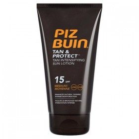 Piz Buin Tan & Protect Tan Intensifying Sun Lotion SPF15