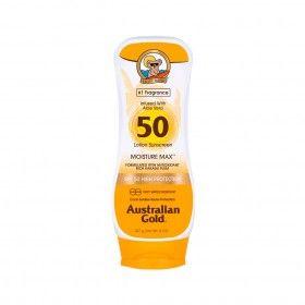 Protetor Solar Australian Gold em Loção SPF50