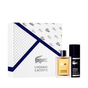 Lacoste L'Homme Eau de Toilette 100ml + Deo Spray 150ml