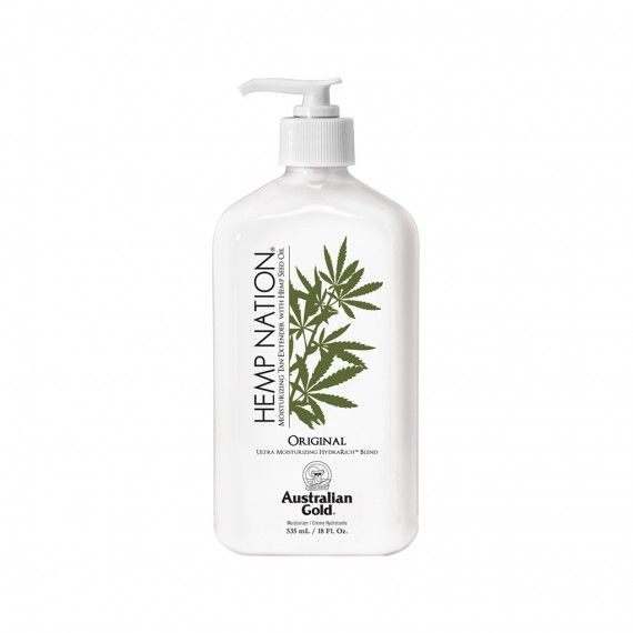 Body Lotion Hidratante Australian Gold Hemp Nation Original