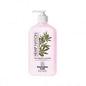 Body Lotion Hidratante Australian Gold Hemp Nation Wild Berries & Lavender