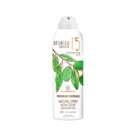 Protetor Solar Australian Gold Botanical em Spray Natural SPF15