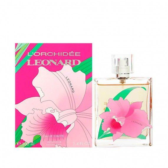 Leonard Paris L'Orchidee