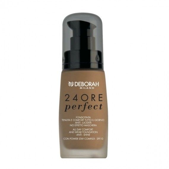 Deborah Milano Base Líquida 24 Ore Perfect SPF10