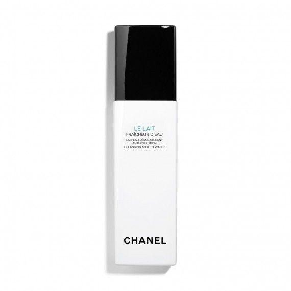 Chanel Le Lait Fraicheur D'Eau - Leite Desmaquilhante