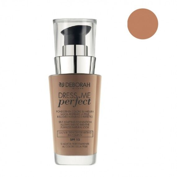 Deborah Milano Dress me Perfect Foundation - Base Líquida