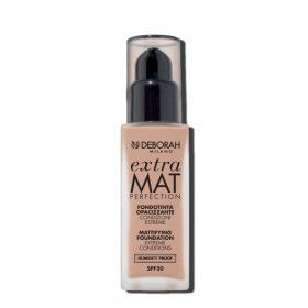 Deborah Milano Base Matificante Extra Mat Perfection SPF20 - Base Líquida