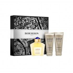 Boucheron Jaïpur Homme Eau de Parfum 100ml + After Shave Bálsamo 100ml + Shower Gel 100ml